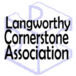 Langworthy Cornerstone Association Logo