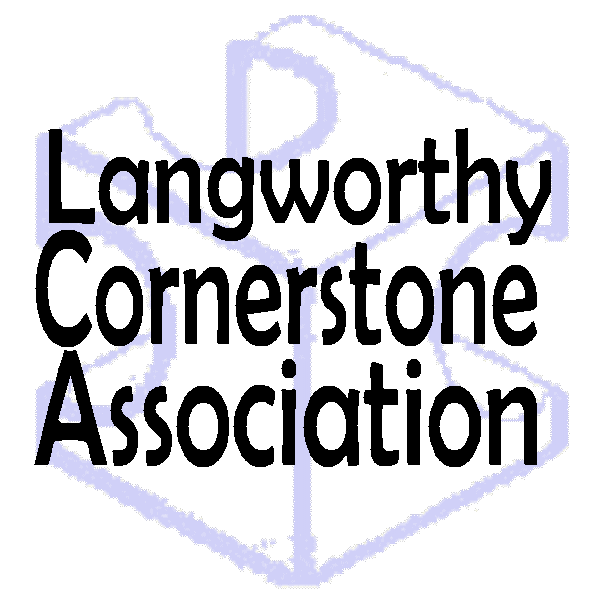 Langworthy Cornerstone Association Logo