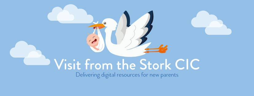 Visit from the Stork CIC Logo