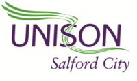 Salford City UNISON Logo