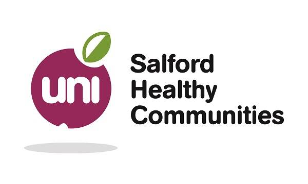Salford Healthy Communities Logo
