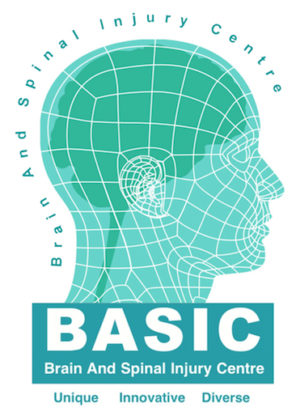 BASIC – Brain And Spinal Injury Centre Logo