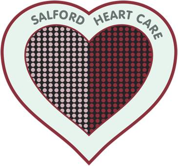 Salford Heart Care Logo