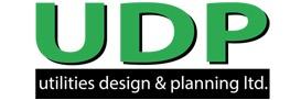 Utilities Design & Planning Ltd Logo