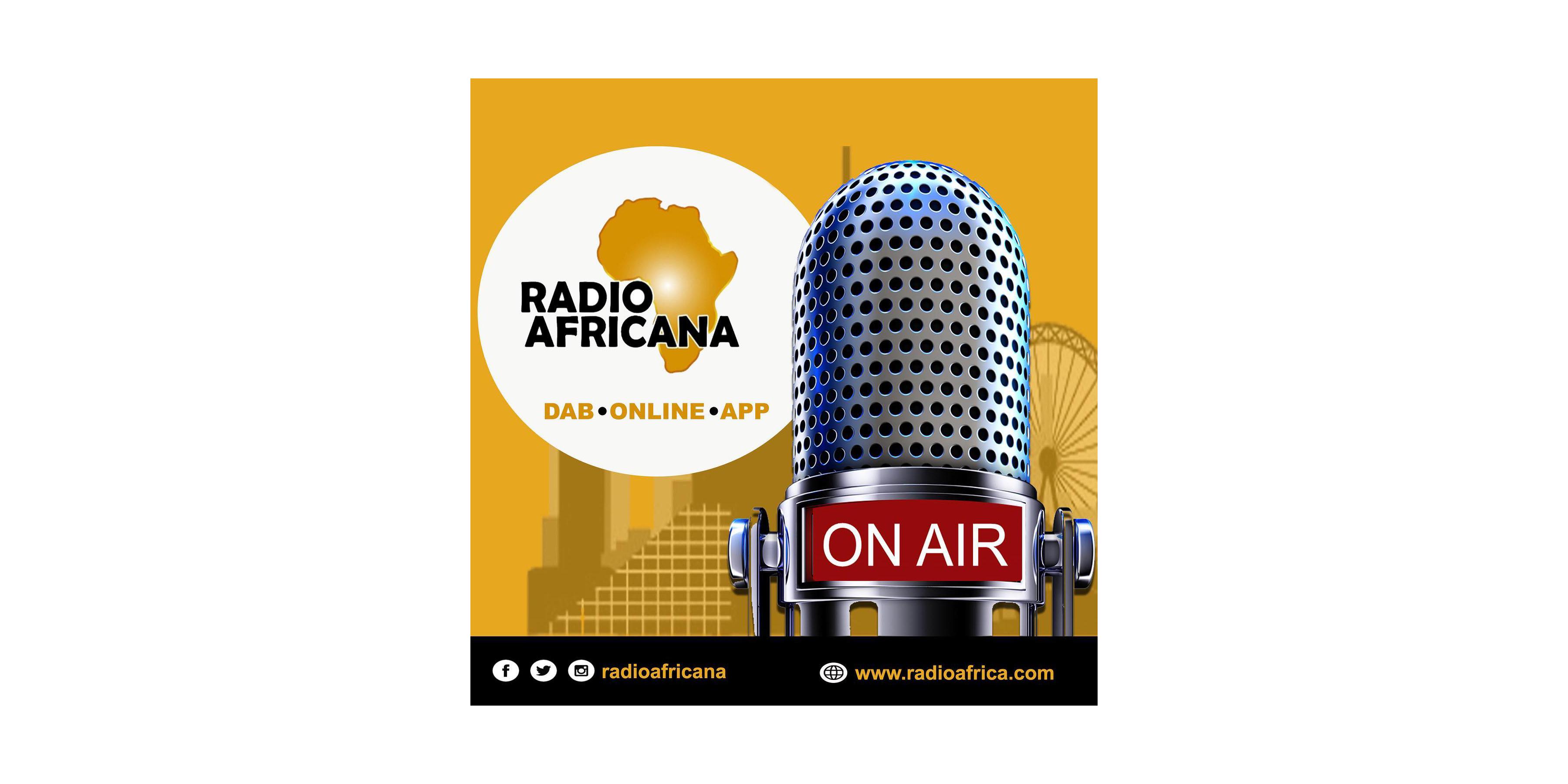 Radio Africana Group Logo